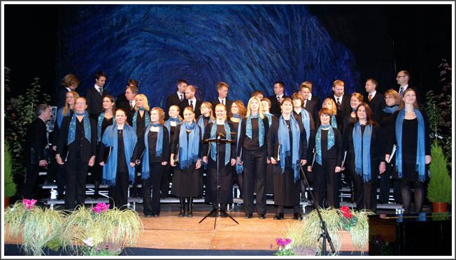 Vinnare Sligo International Choral Festival 2005